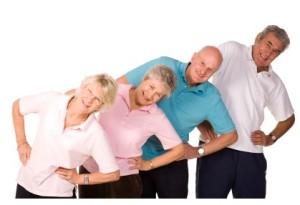 UHCA seniors exercise program