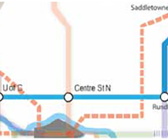 North Crosstown BRT